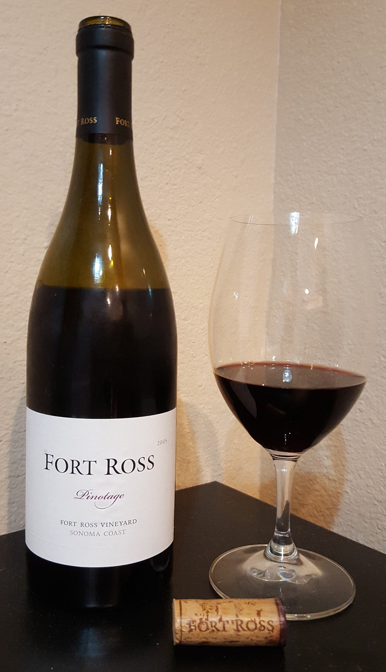 Fort Ross Pinotage 2005