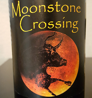 Moonstone_2003_Pinotage_front